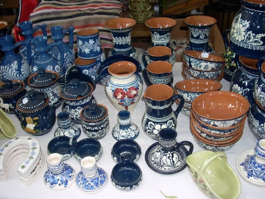 Targul de arta ceramica Cucuteni si al mestesugarilor de la Iasi-1/3 iulie 2011 Cucuteni007