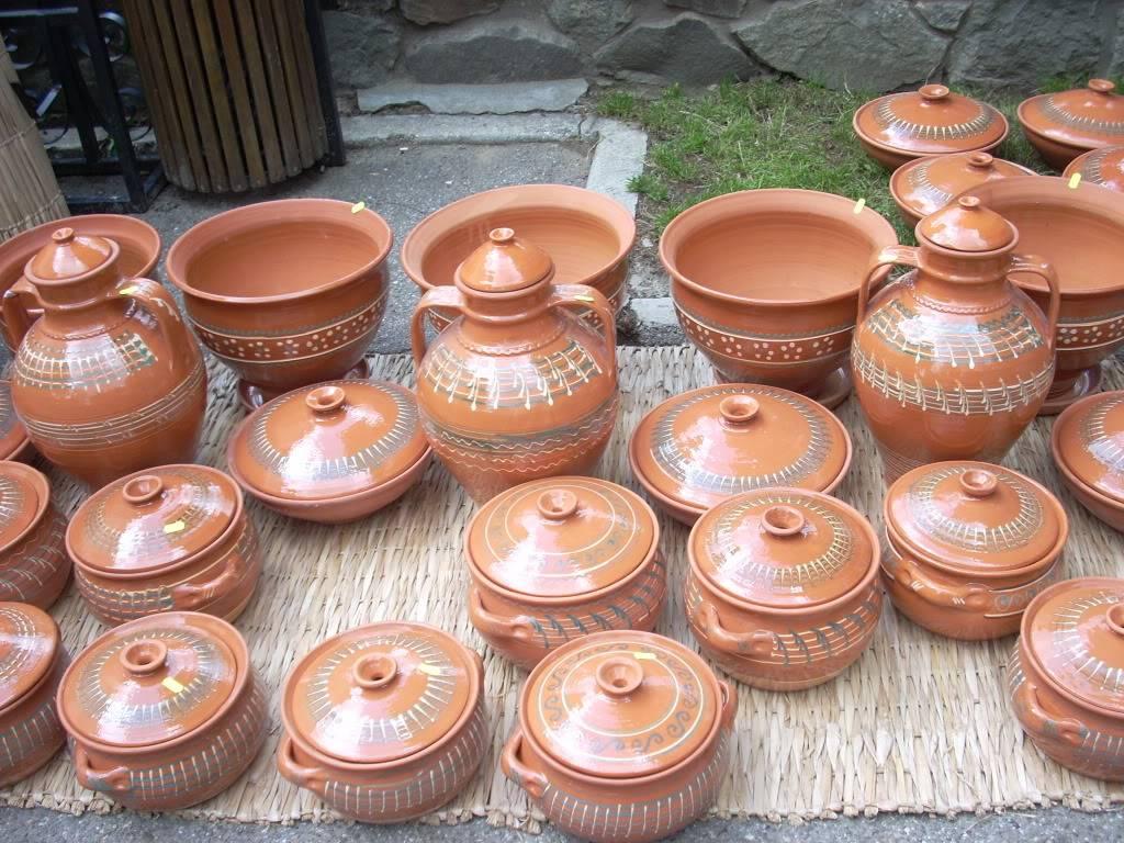 Targul de arta ceramica Cucuteni si al mestesugarilor de la Iasi-1/3 iulie 2011 Cucuteni017