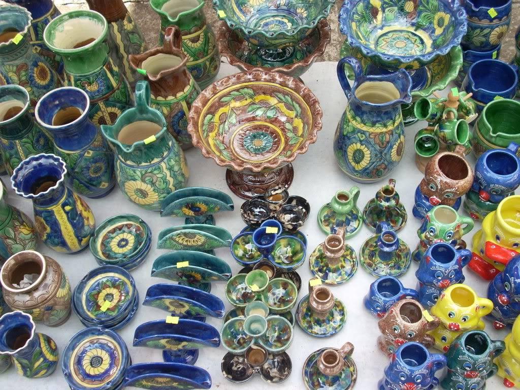 Targul de arta ceramica Cucuteni si al mestesugarilor de la Iasi-1/3 iulie 2011 Cucuteni041