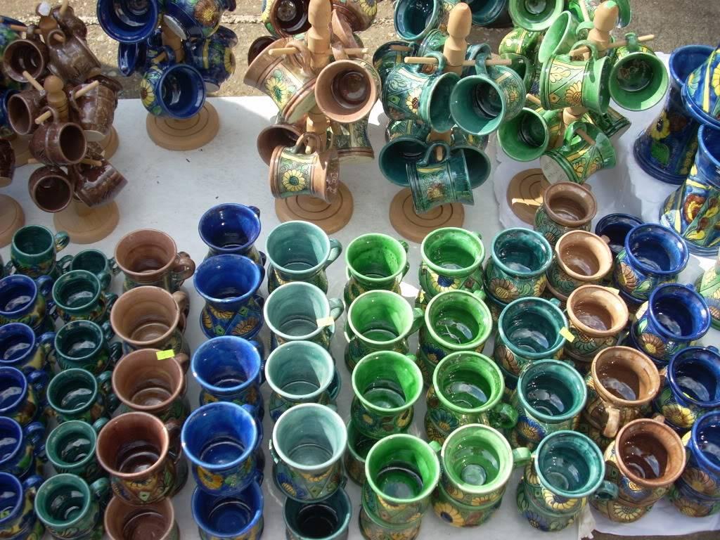 Targul de arta ceramica Cucuteni si al mestesugarilor de la Iasi-1/3 iulie 2011 Cucuteni042