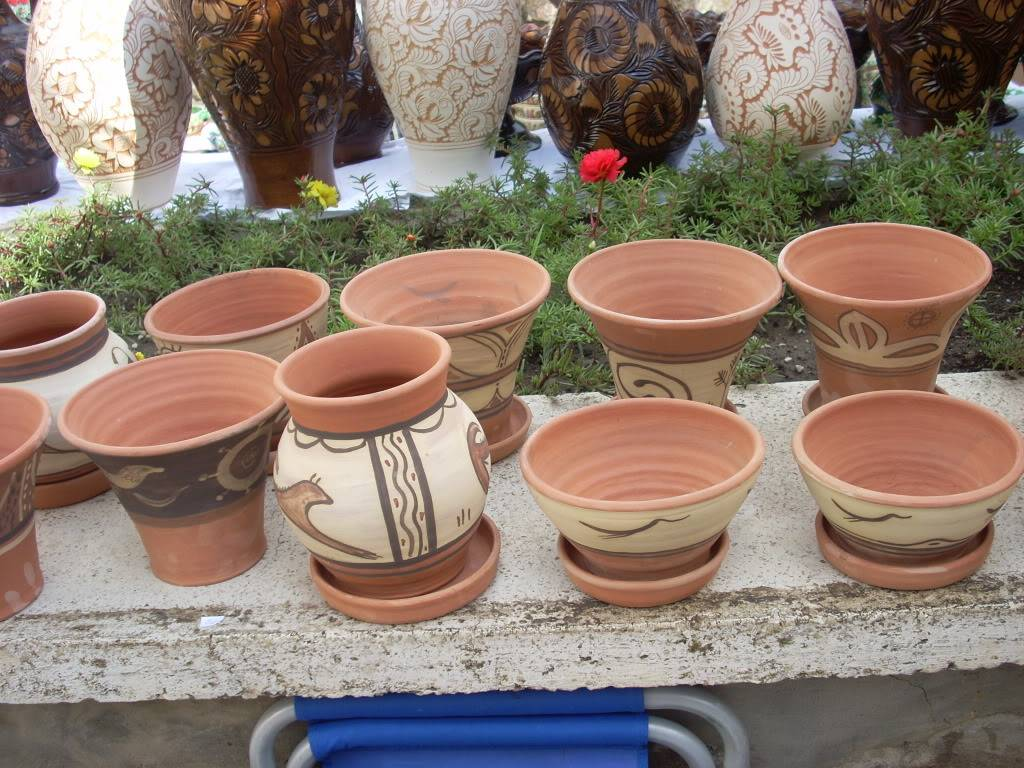 Targul de arta ceramica Cucuteni si al mestesugarilor de la Iasi-1/3 iulie 2011 Cucuteni045
