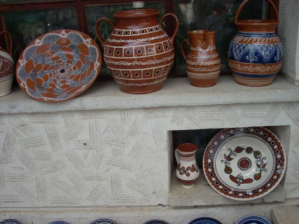 Targul de arta ceramica Cucuteni si al mestesugarilor de la Iasi-1/3 iulie 2011 Cucuteni049