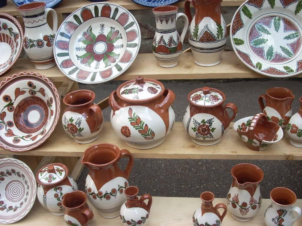 Targul de arta ceramica Cucuteni si al mestesugarilor de la Iasi-1/3 iulie 2011 Cucuteni052