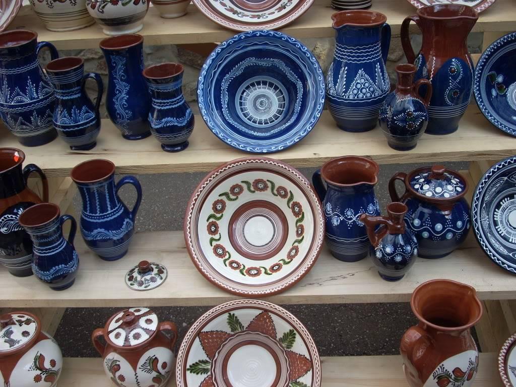 Targul de arta ceramica Cucuteni si al mestesugarilor de la Iasi-1/3 iulie 2011 Cucuteni053