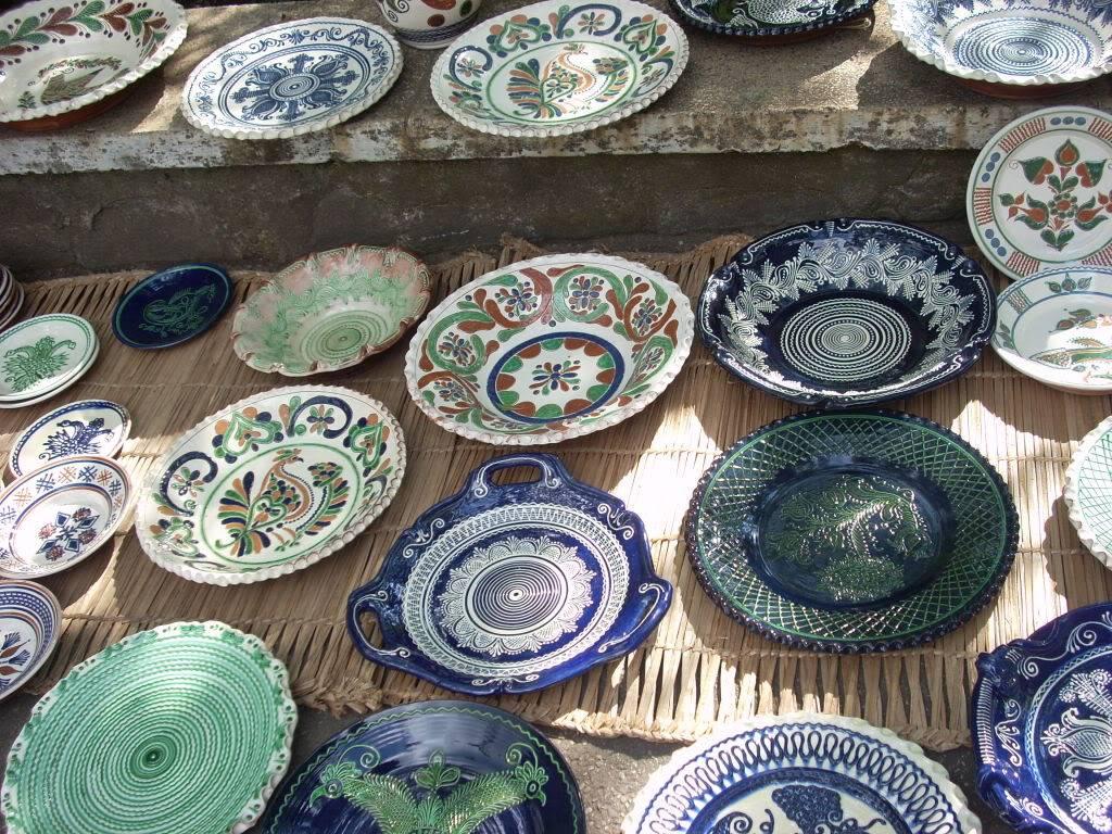Targul de arta ceramica Cucuteni si al mestesugarilor de la Iasi-1/3 iulie 2011 Cucuteni055