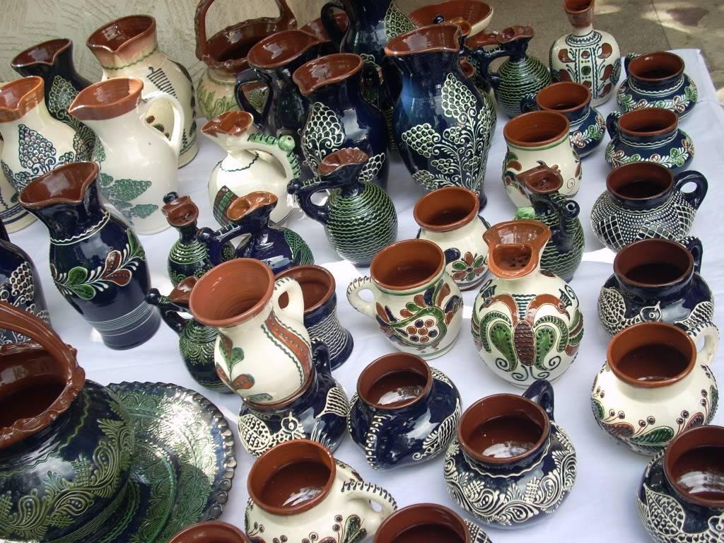Targul de arta ceramica Cucuteni si al mestesugarilor de la Iasi-1/3 iulie 2011 Cucuteni056