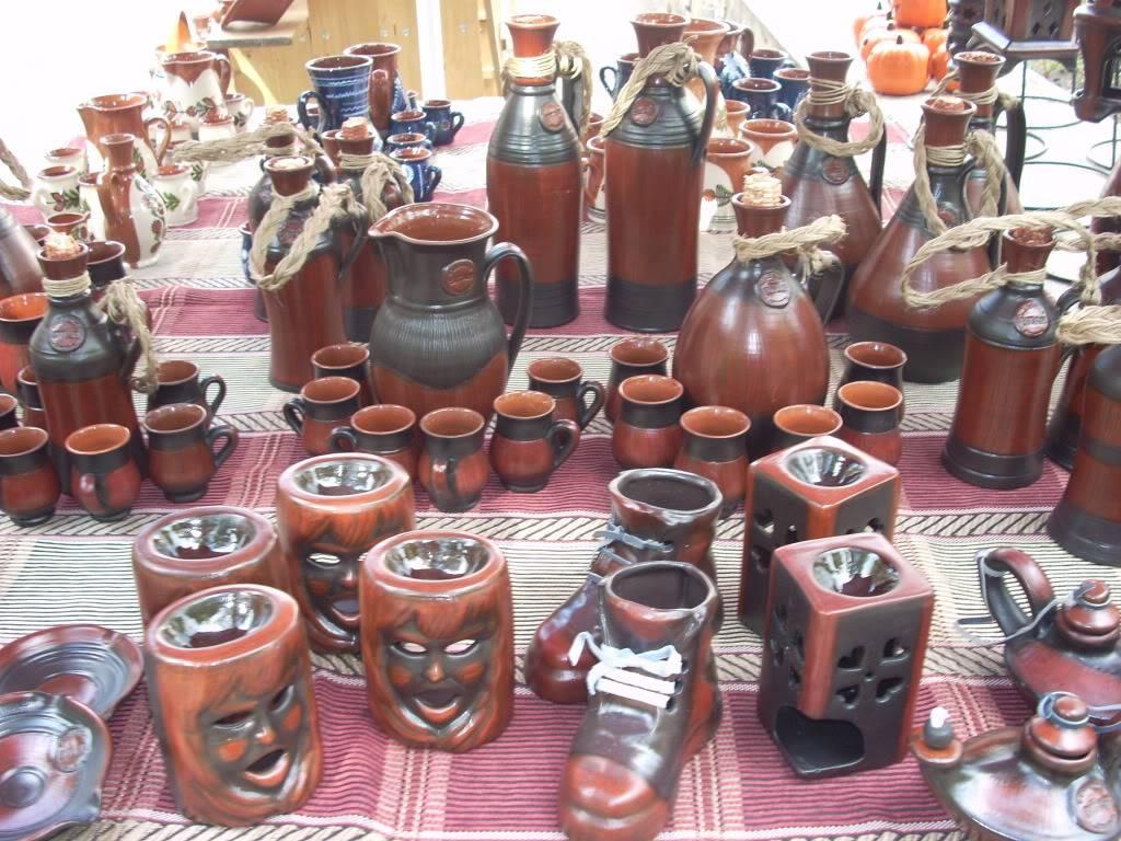 Targul de arta ceramica Cucuteni si al mestesugarilor de la Iasi-1/3 iulie 2011 Cucuteni057