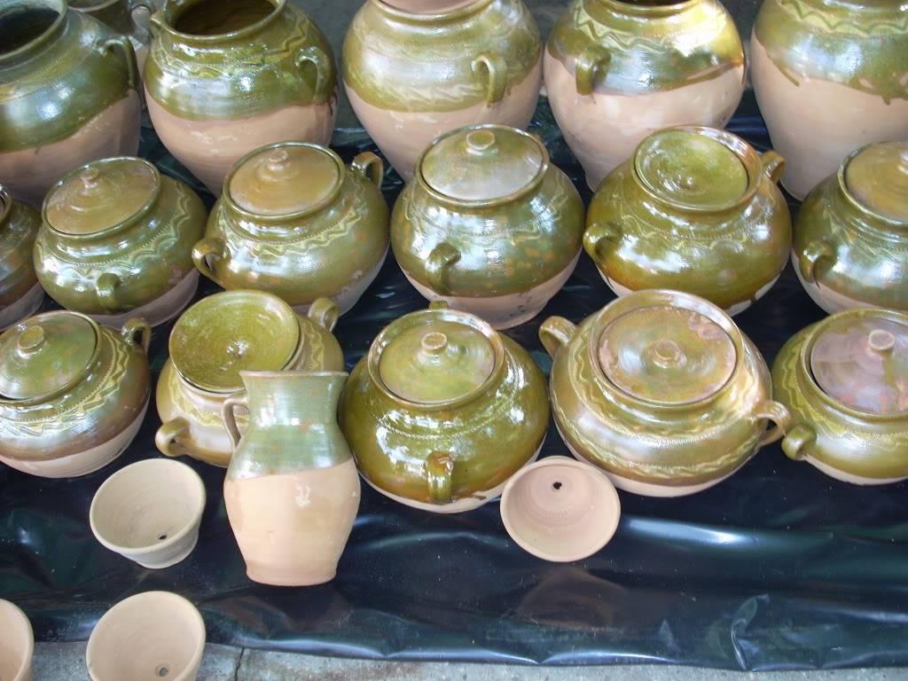 Targul de arta ceramica Cucuteni si al mestesugarilor de la Iasi-1/3 iulie 2011 Cucuteni059