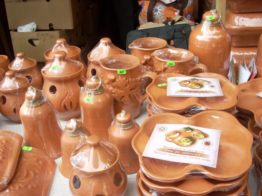 Targul de arta ceramica Cucuteni si al mestesugarilor de la Iasi-1/3 iulie 2011 Cucuteni061