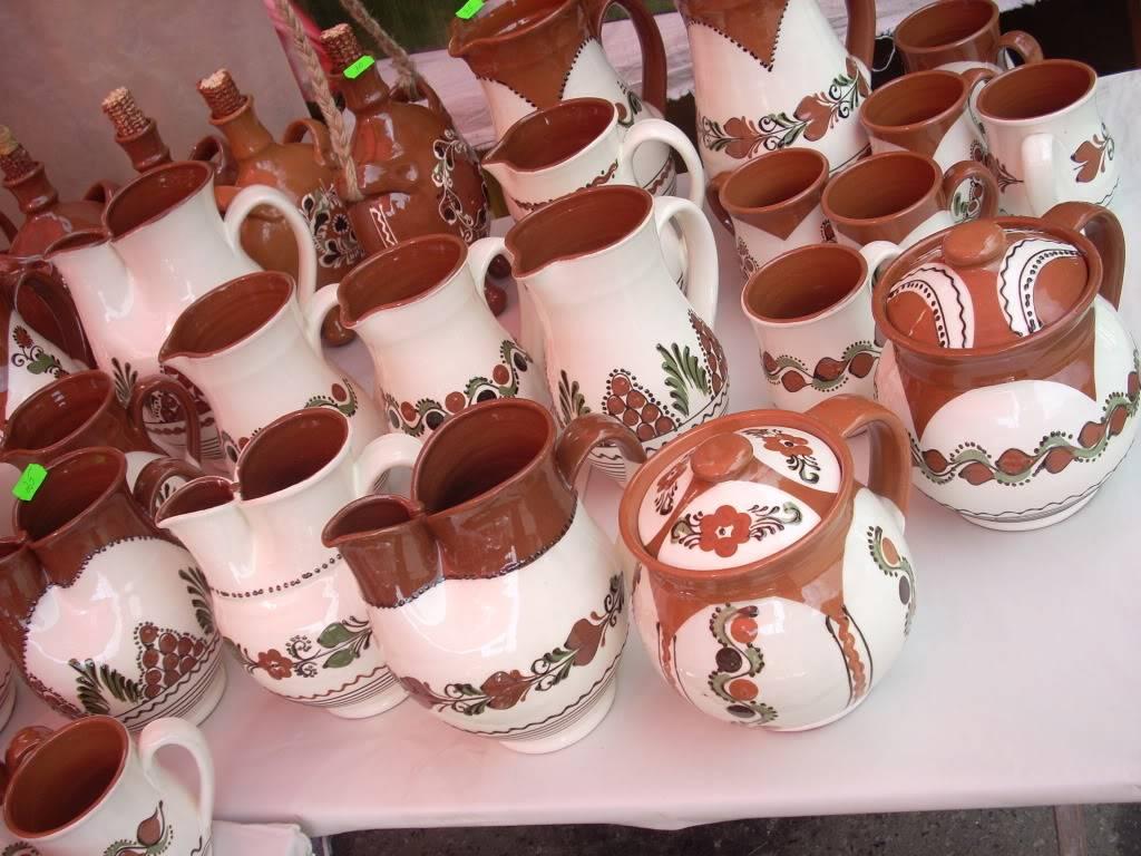 Targul de arta ceramica Cucuteni si al mestesugarilor de la Iasi-1/3 iulie 2011 Cucuteni063