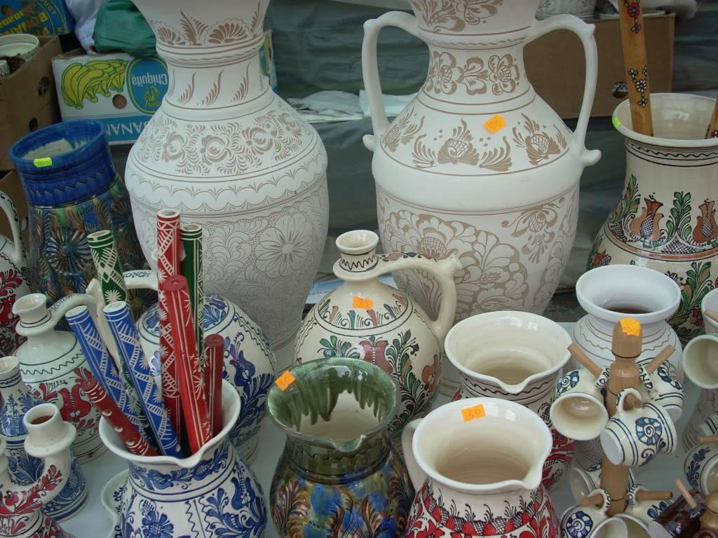 Targul de arta ceramica Cucuteni si al mestesugarilor de la Iasi-1/3 iulie 2011 Cucuteni068
