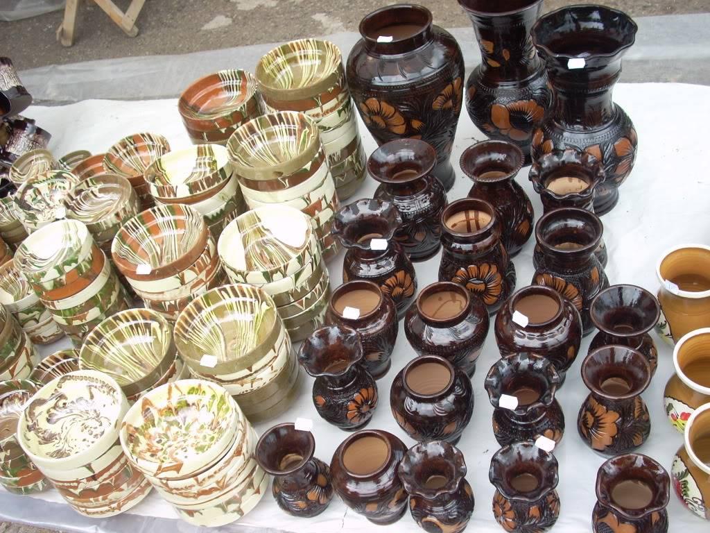 Targul de arta ceramica Cucuteni si al mestesugarilor de la Iasi-1/3 iulie 2011 Cucuteni069