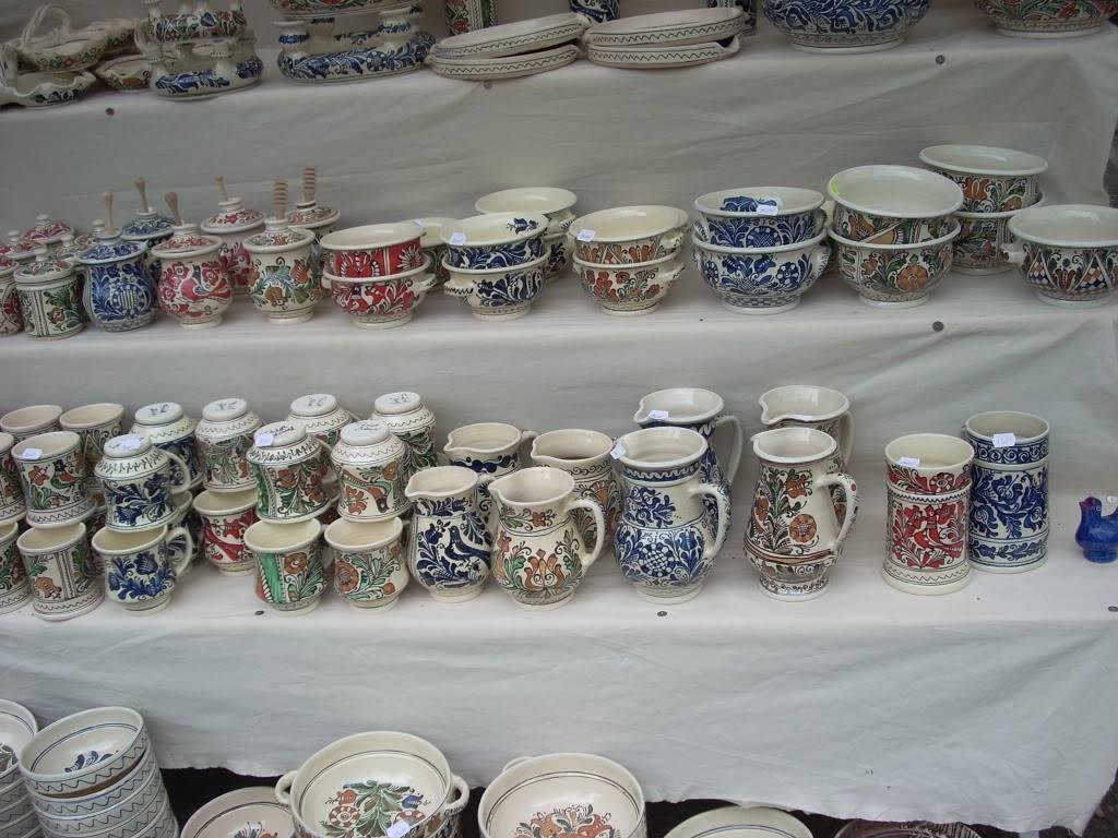 Targul de arta ceramica Cucuteni si al mestesugarilor de la Iasi-1/3 iulie 2011 Cucuteni070