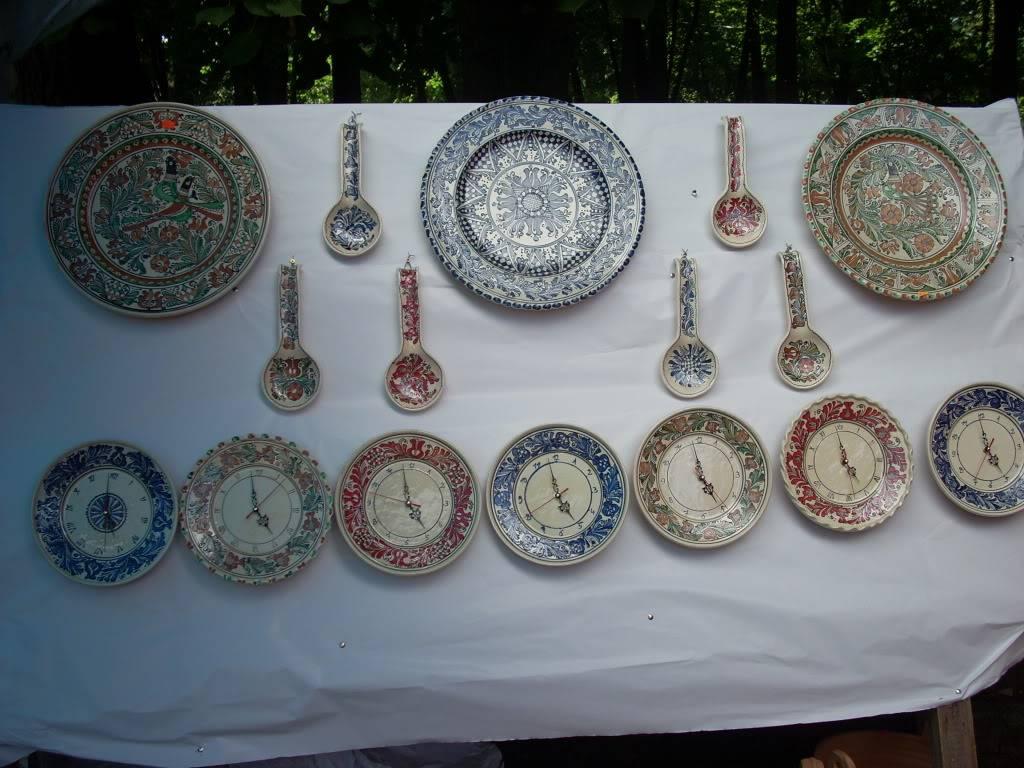 Targul de arta ceramica Cucuteni si al mestesugarilor de la Iasi-1/3 iulie 2011 Cucuteni071