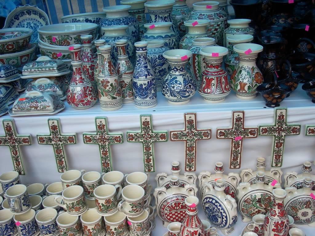Targul de arta ceramica Cucuteni si al mestesugarilor de la Iasi-1/3 iulie 2011 Cucuteni072