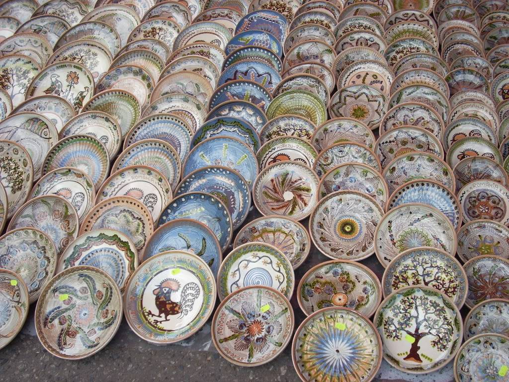 Targul de arta ceramica Cucuteni si al mestesugarilor de la Iasi-1/3 iulie 2011 Cucuteni074