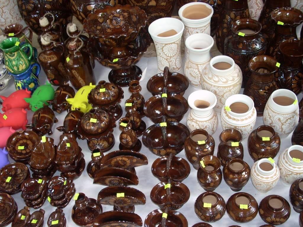 Targul de arta ceramica Cucuteni si al mestesugarilor de la Iasi-1/3 iulie 2011 Cucuteni076