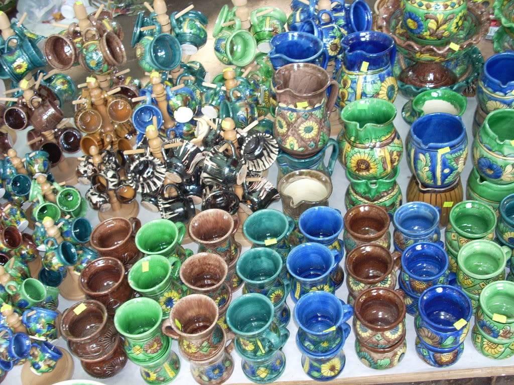 Targul de arta ceramica Cucuteni si al mestesugarilor de la Iasi-1/3 iulie 2011 Cucuteni077