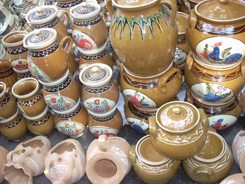 Targul de arta ceramica Cucuteni si al mestesugarilor de la Iasi-1/3 iulie 2011 Cucuteni079