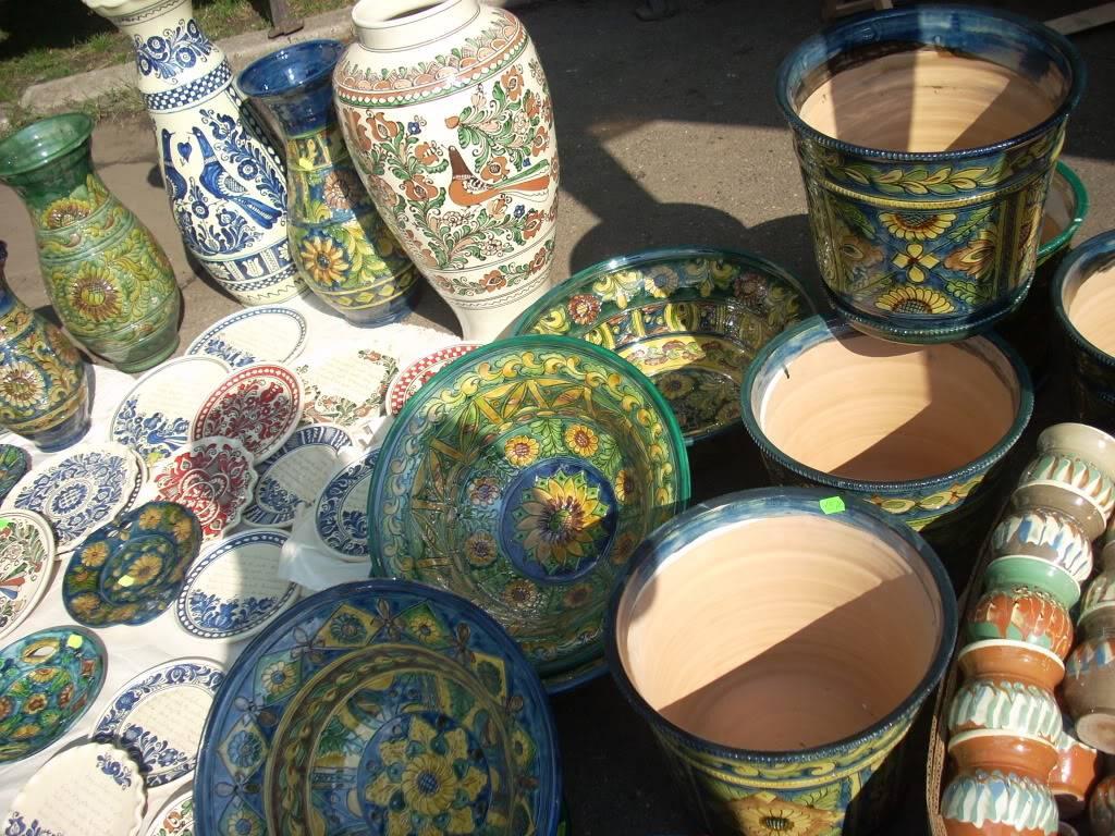 Targul de arta ceramica Cucuteni si al mestesugarilor de la Iasi-1/3 iulie 2011 Cucuteni088