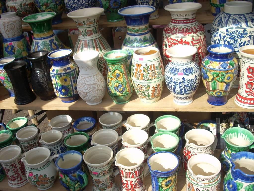 Targul de arta ceramica Cucuteni si al mestesugarilor de la Iasi-1/3 iulie 2011 Cucuteni089