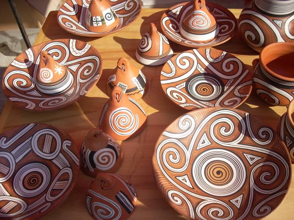 Targul de arta ceramica Cucuteni si al mestesugarilor de la Iasi-1/3 iulie 2011 Cucuteni095