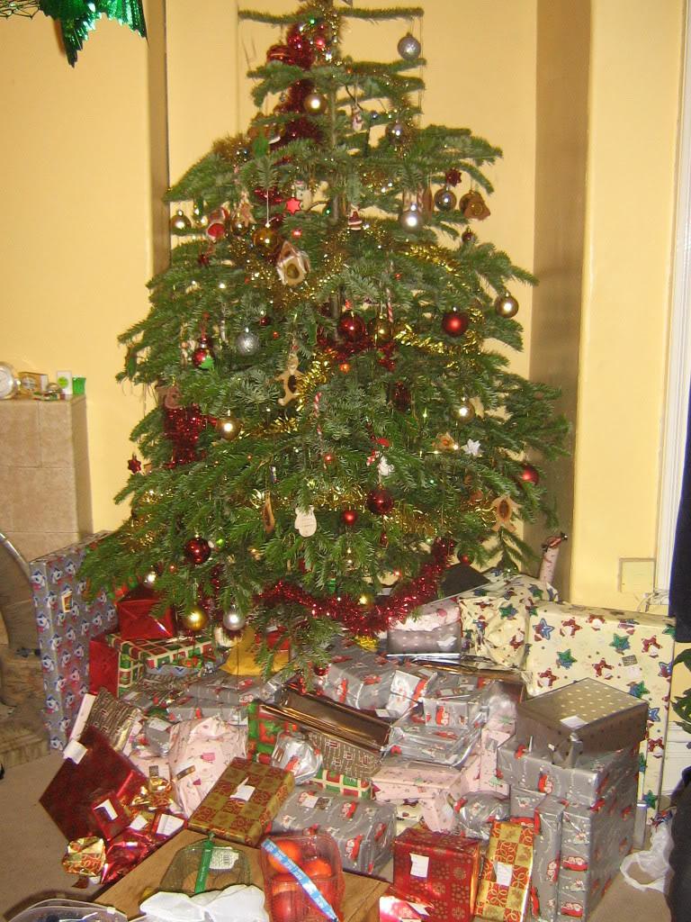 Post your Christmas tree and presents. ChristmasTree