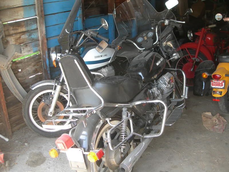 Ace = Moto Guzzi GuzziGarage01