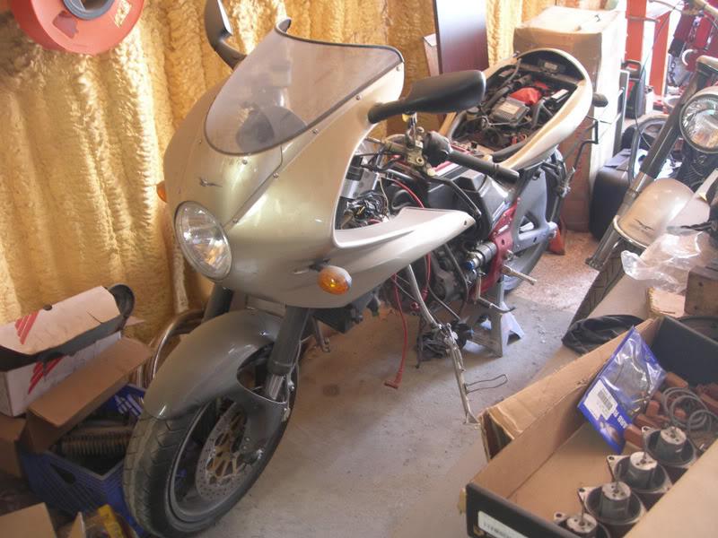 Ace = Moto Guzzi GuzziSleeper