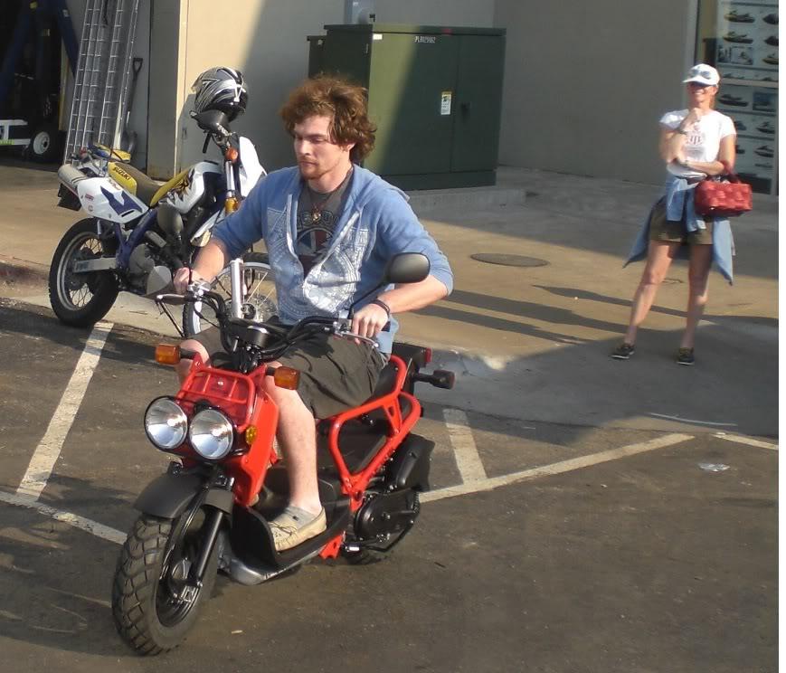 First Ride RuckusFirstRide