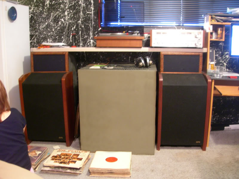 Vintage Sound Systems SYSTEM_TEST
