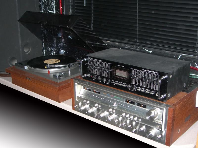 Vintage Sound Systems System