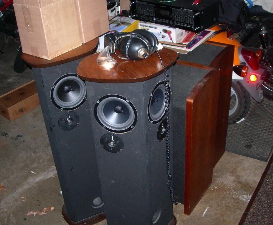 Vintage Sound Systems V01