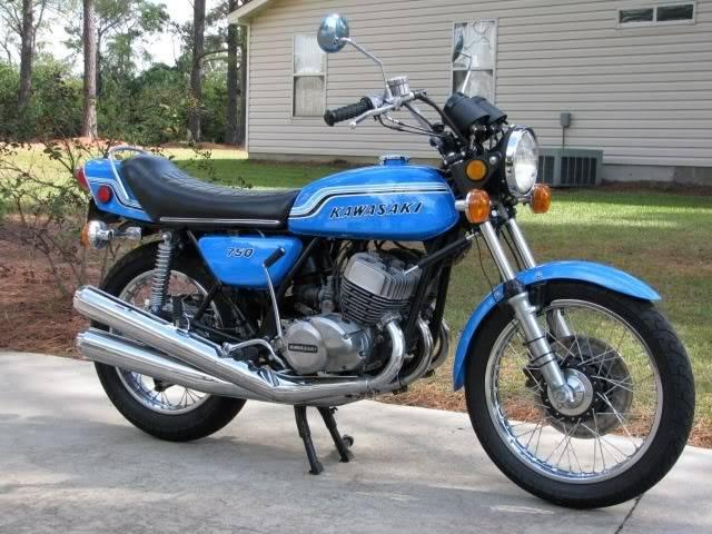 1972 Kawasaki H2 750 Triple H2_1972