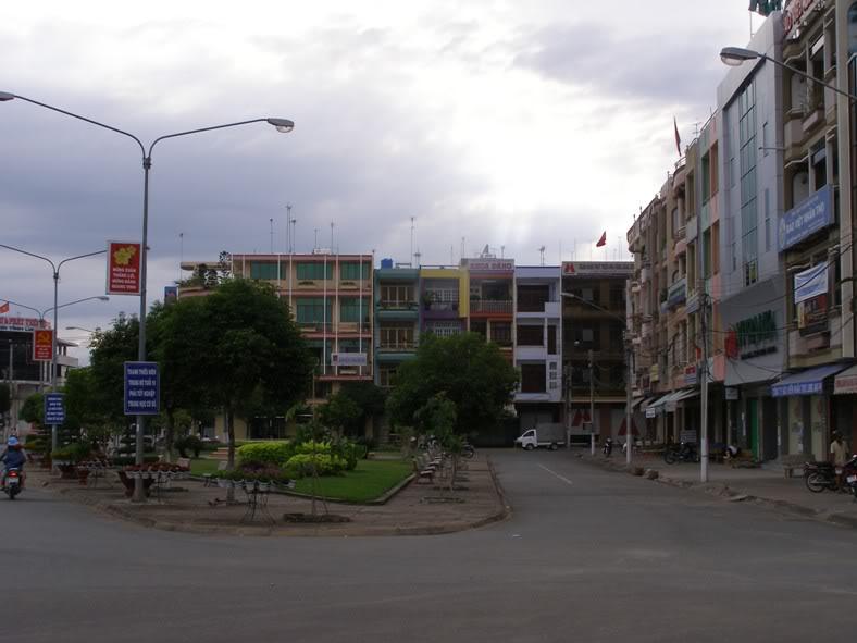 Thị xã Tân An của chúng ta. ThixaTA