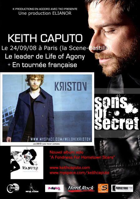 KEITH CAPUTO (LifeOfAgony) - tournée française - sept/oct 2008-09-24-Keith450