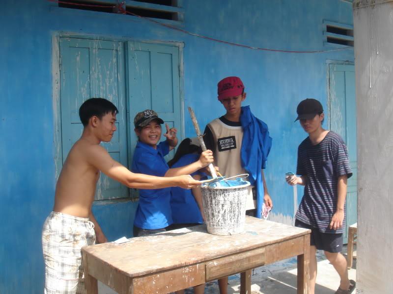 Mùa hè Tình Nguyện Khánh Sơn 2010 trường CĐSP Nha Trang DSC01852