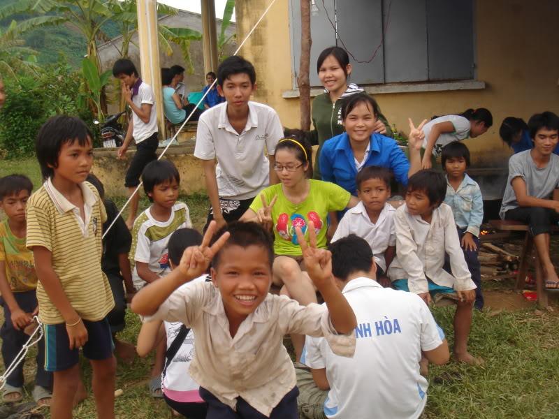 Mùa hè Tình Nguyện Khánh Sơn 2010 trường CĐSP Nha Trang DSC01894