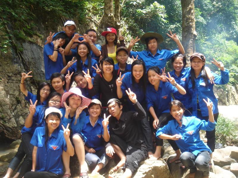 Mùa hè Tình Nguyện Khánh Sơn 2010 trường CĐSP Nha Trang DSC01997