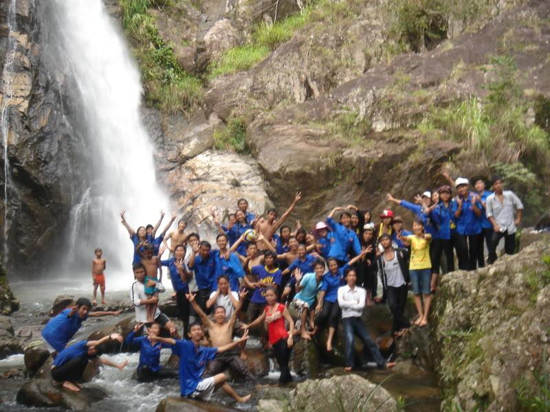 Mùa hè Tình Nguyện Khánh Sơn 2010 trường CĐSP Nha Trang DSC02002