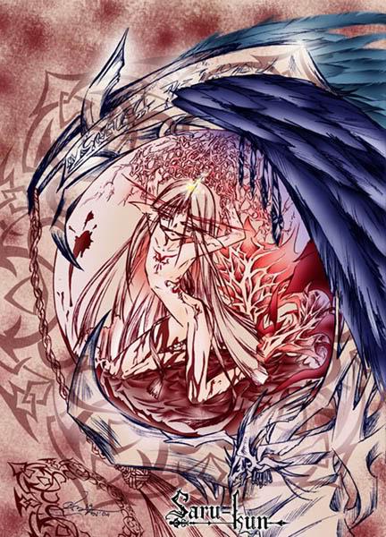 EKYU: Egaku artworks Thespirit-miracle