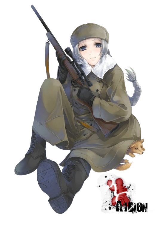 Assassin's Creed: Liberation of Rome Anime_girl_soldier