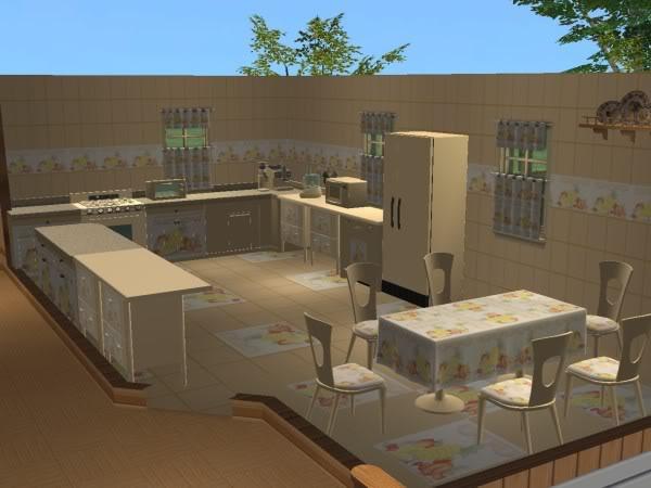Cocinas/Kitchens 1-2