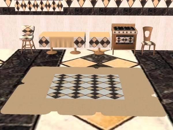 Cocina Traventino/Kitchen Traventino SET_2