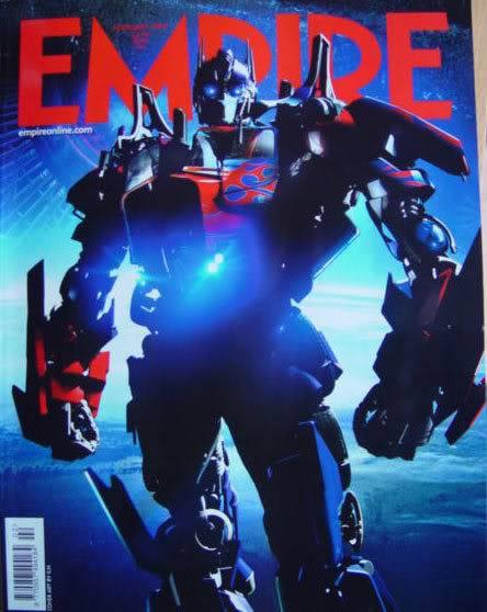 transformers OptimusPrimeEmpire