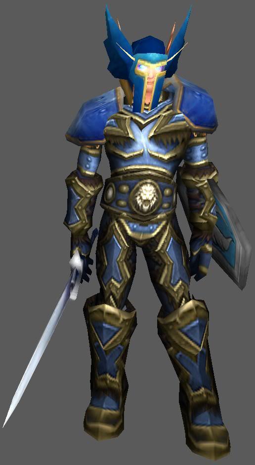 Highelven Swordsman ElvenSwordsman