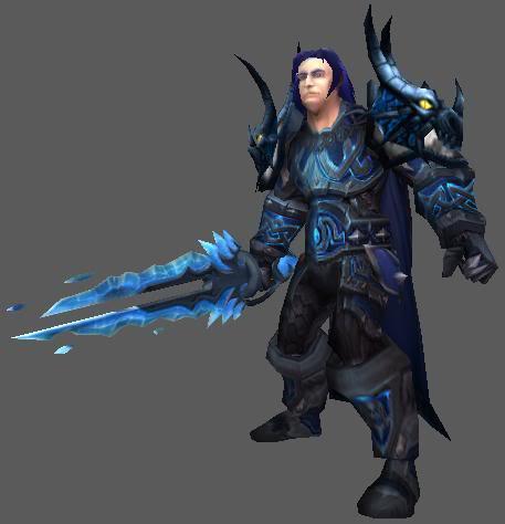 Kalecgos, Blue Dragon Aspect. Kalecgos