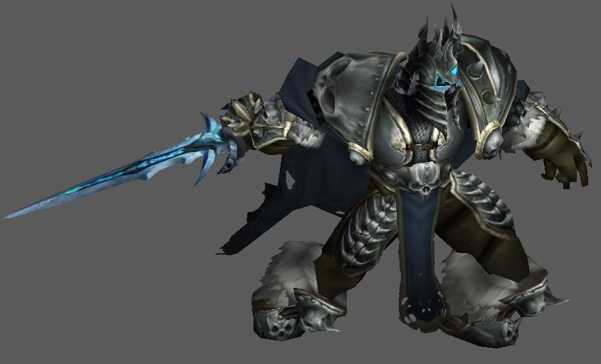 The Lich King (WoW Animations) :D LichKing