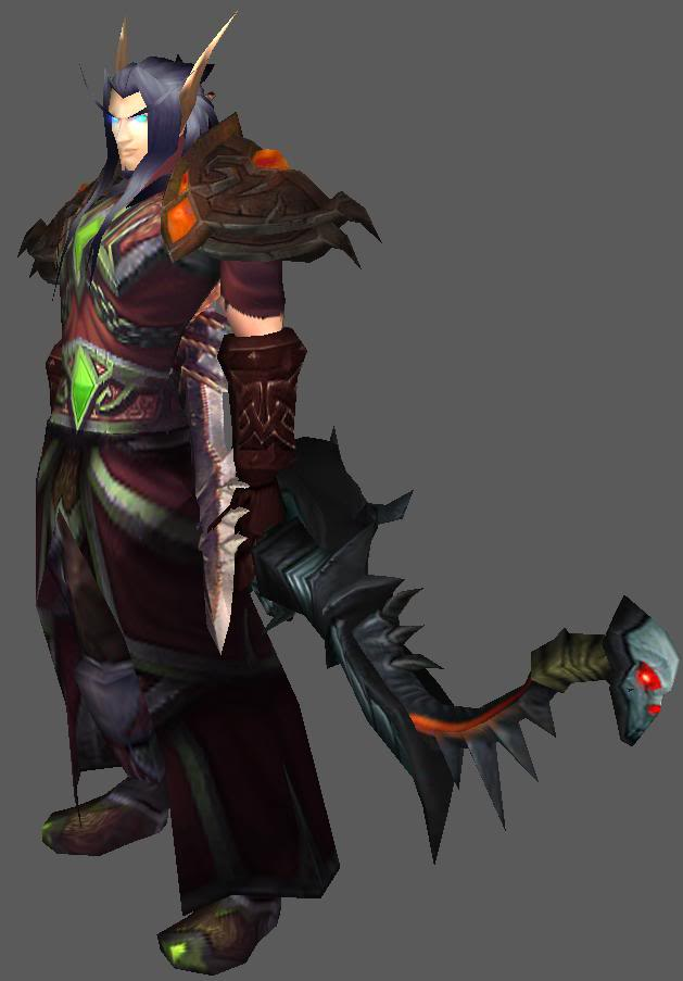 Zeke Demon Hunter/ Ranger ZekeDHR