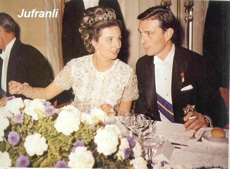 Pilar de Borbón y Luis Gómez-Acebo Pilar03